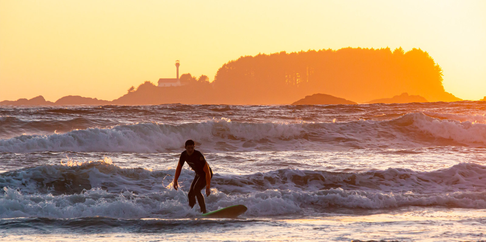 8 best places to surf in Canada